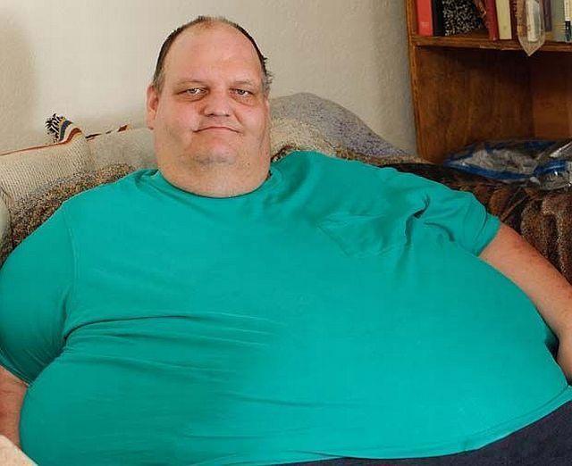 Самый толстый мужик