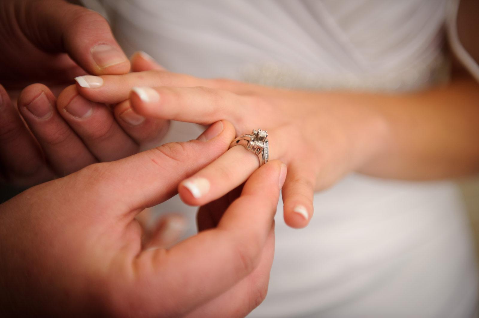 Сонник обручальное кольцо своей руке